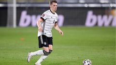 Abwehr: Matthias Ginter (Borussia Mönchengladbach), 27 Jahre, 2 Tore - 1. Länderspiel: 2014 gegen Chile (1:0)