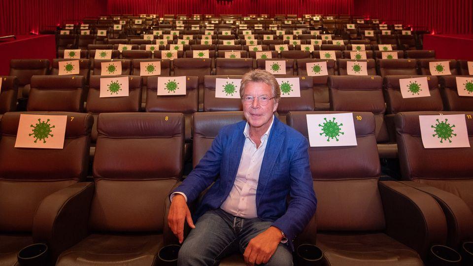Cinemaxx-Gründer Hans-Joachim Flebbe