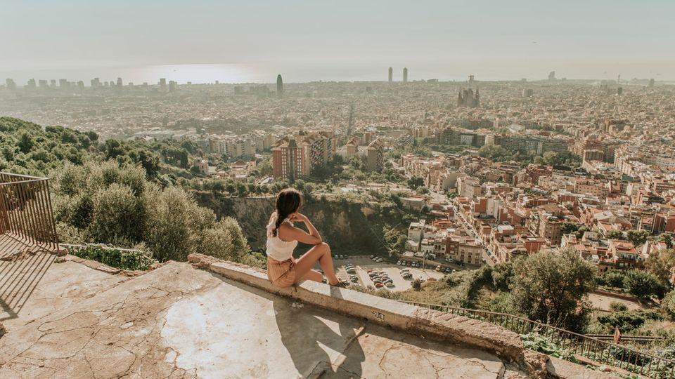 Blick auf Barcelona: Wie wollen wir in den Städten unserer Zukunft leben?