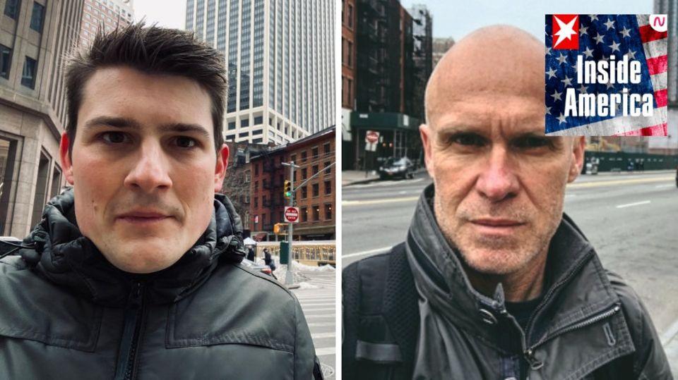 Raphael Geiger folgt auf Jan Christoph Wiechmann als stern-Korrespondent in New York