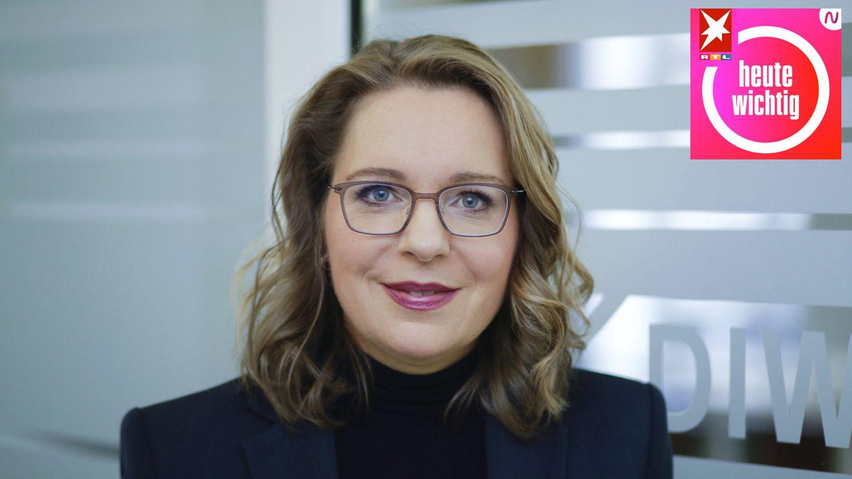 Energieökonomin Claudia Kemfert