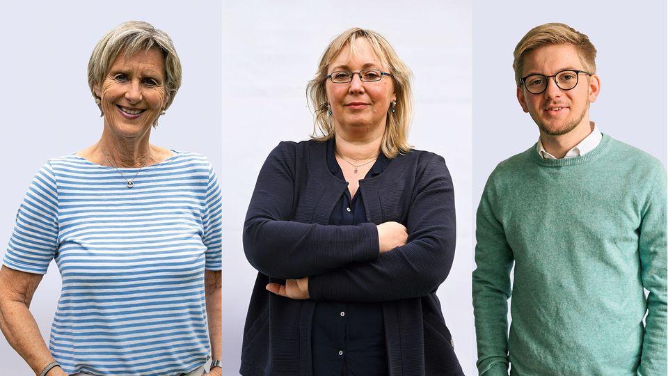 Drei Generationen im Interview