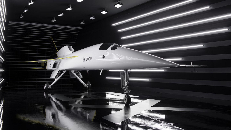 Prototyp von Boom Supersonic