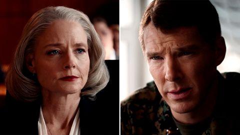 """Jodie Foster und Benedict Cumberbatch in """"Der Mauretanier"""""""