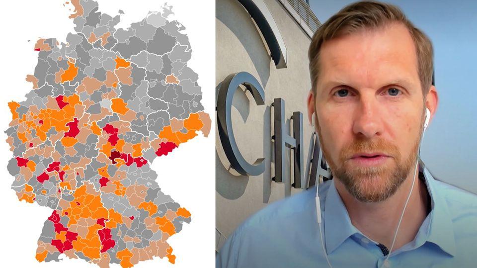 Decreasing incidence: Mecklenburg-Vorpommern opens hotels - with a major restriction