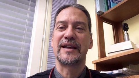 Jakob Maske vom Berufsverband der Kinder und Jugendärzte