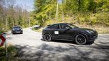 Porsche Cayenne Erprobung 2021