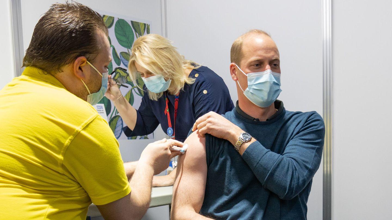 Vip News: Prinz William wird geimpft
