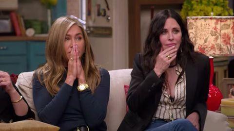 Neuer Trailer zur Friends Reunion zeigt die Darstellerinnen von damals.
