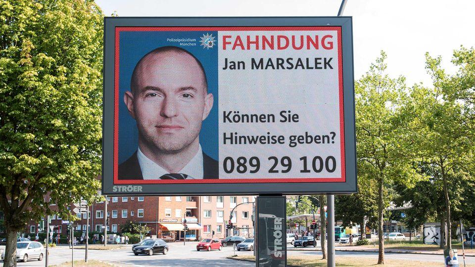 Fahndungsaufruf nach Jan Marsalek, Ex-Vertriebsvorstand des DAX-Konzerns Wirecard