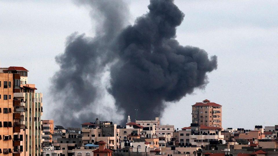 Israel: Solche Bilder wie hier aus dem Gazastreifen sollen vorerst der Vergangenheit angehören