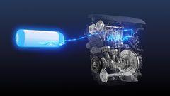 Toyota Corolla Wasserstoff 2021