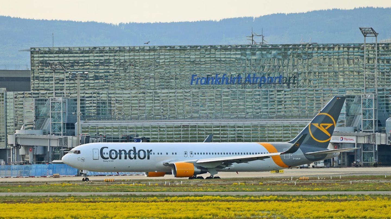 Mit diesem Erscheinungsbild fliegt die Condor heute zu ihren Zielen