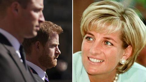 BBC räumt schwere Fehler bei legendärem Diana-Interview ein – scharfe Kritik von William und Harry.