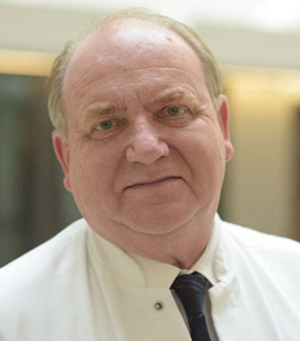 Im Interview: Christian Witt, Seniorprofessor der Charité Berlin und emeritierter Universitätsprofessor für Pneumologie