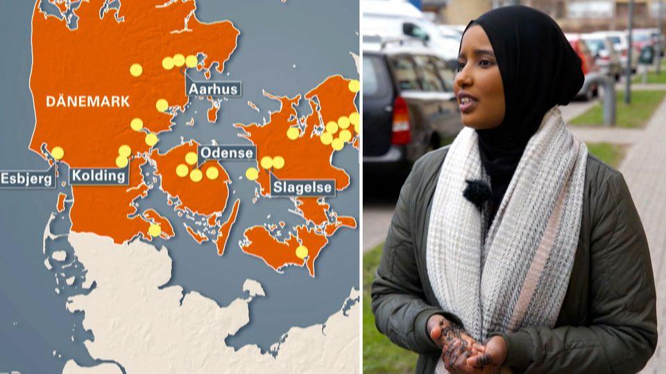 """Dänemark verfolgt eine rigorose """"Getto""""-Politik"""