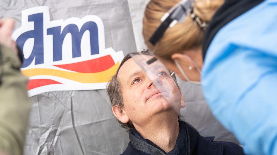 dm-Chef Christoph Werner