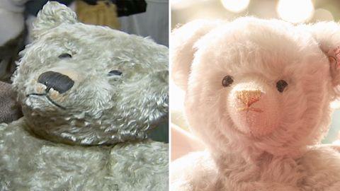 Schätze aus der Kinderzeit: Ist ihr Steiff-Teddybär ein kleines Vermögen wert?
