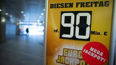 Es ist mal wieder soweit: Einer neuer Rekordjackpot von 90 Millionen Euro ist zu knacken