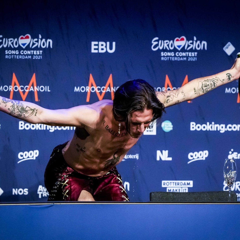 Eurovision Song Contest 20 Brav sein war gestern   STERN.de