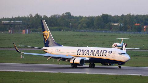 Behörden in der autoritär regierten Republik Belarus haben ein Ryanair-Flugzeug auf dem Weg von Athen nach Vilnius (Litauen) umgeleitet und in der Hauptstadt Minsk zur Landung gezwungen.