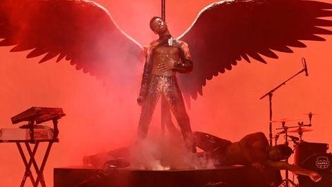 """Lil Nas X war der musikalische Star des Staffelfinales von """"Saturday Night Live"""""""