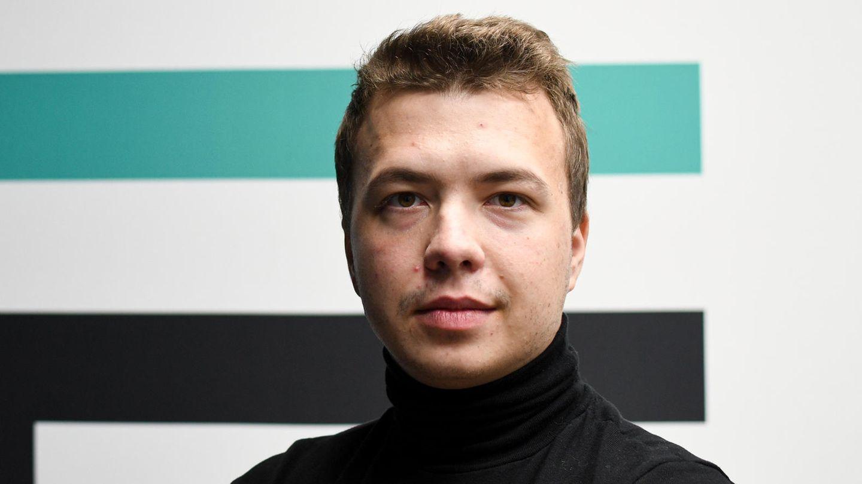 Roman Protassewitsch 2019 in Minsk