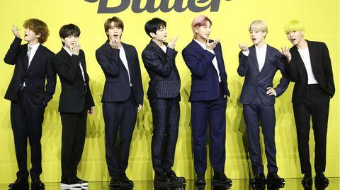 BTS, eine enorm erfolgreiche Popband aus Südkorea