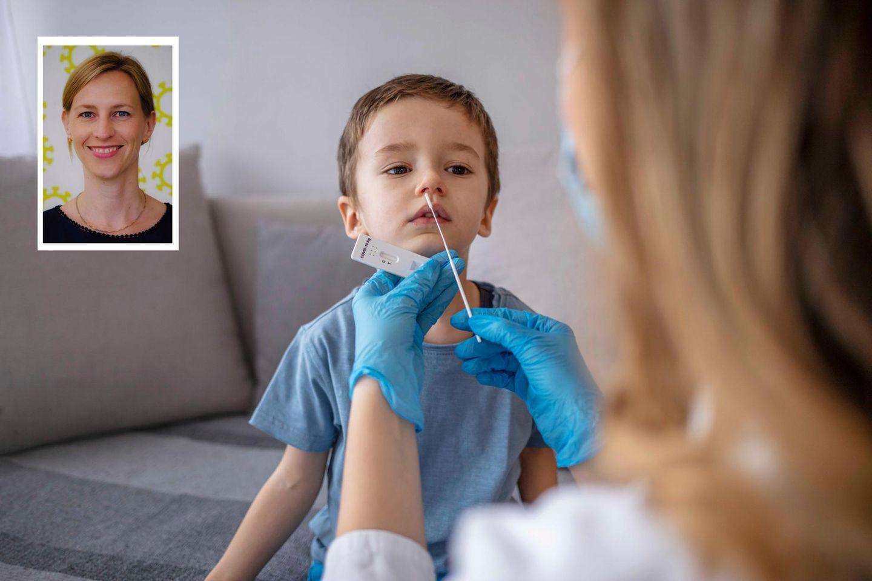 Wie ansteckend sind mit Corona infizierte Kinder?