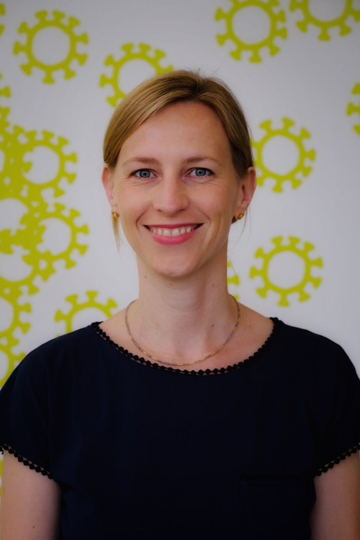 Virologin Isabella Eckerle