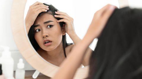 Streuhaar für Geheimratsecken, Haarausfall und lichtes Haar