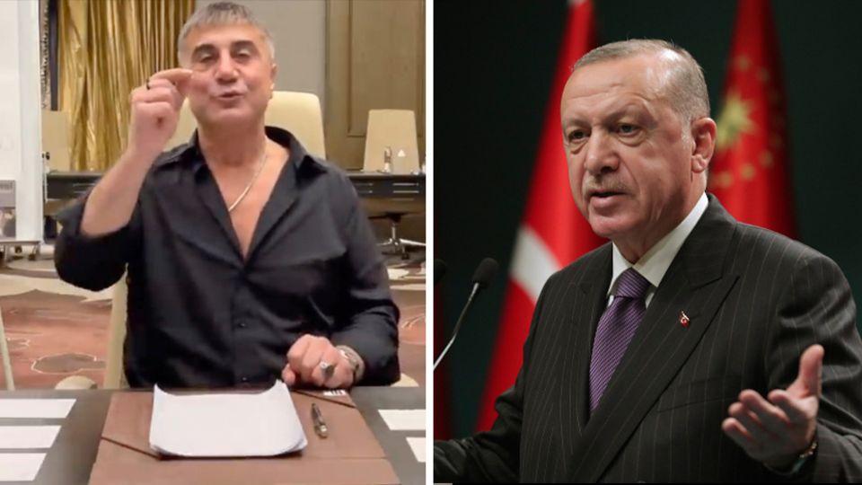 Peker und Erdogan