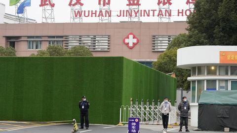 Virologisches Institut in Wuhan