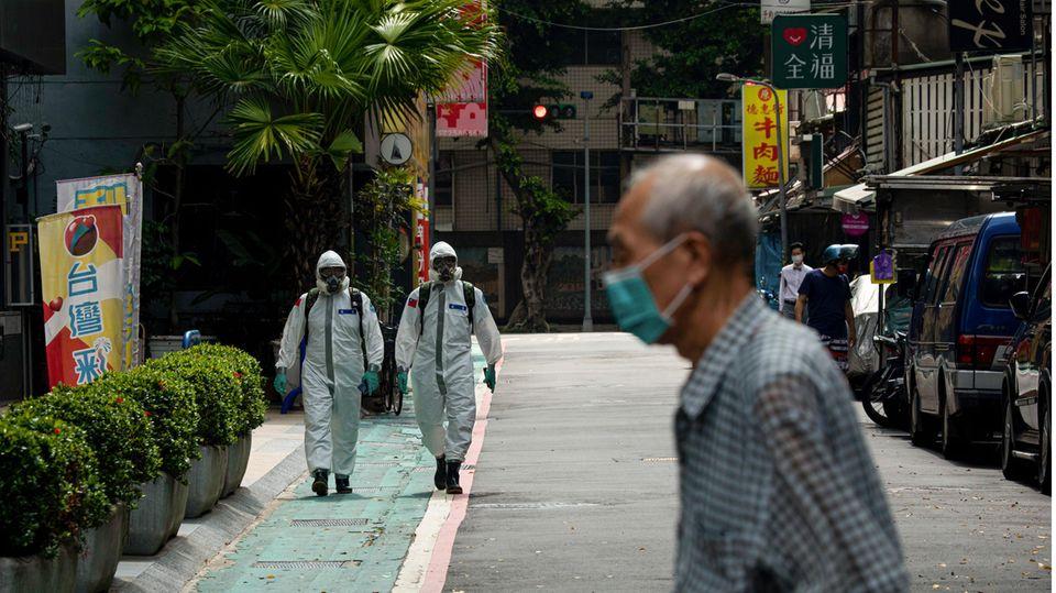 Vom Musterland zum Hotspot: Warum Taiwan der Erfolg im Kampf gegen Corona zum Verhängnis wird