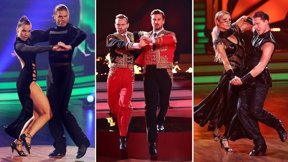"""Diese drei Paare stehen im Finale von """"Let's Dance"""""""