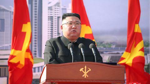 Nordkoreas Machthaber Kim Jong-un möchte künftig nur noch 15 Frisuren im Land erlauben