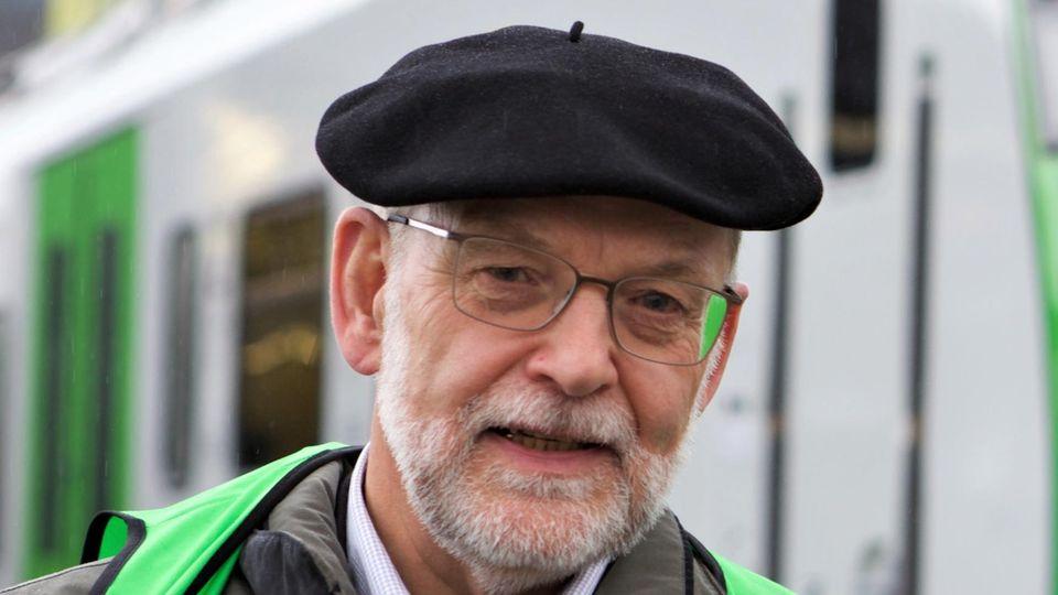 The engineer Peter Lankes