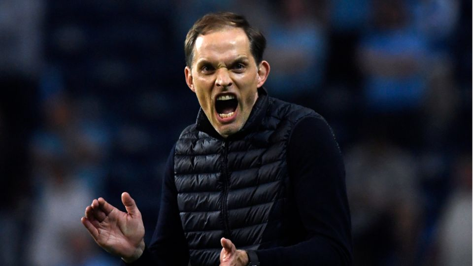 Champions League, Manchester City - FC Chelsea, K.o.-Runde, Finale im Estadio do Dragao: Chelseas Trainer Thomas Tuchel