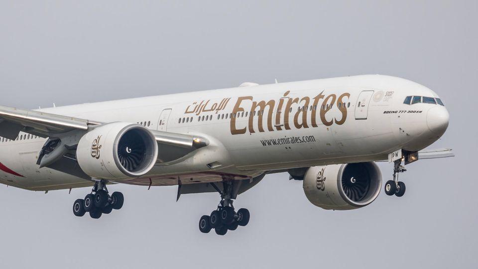 Boeing 777-300ERvon Emirates
