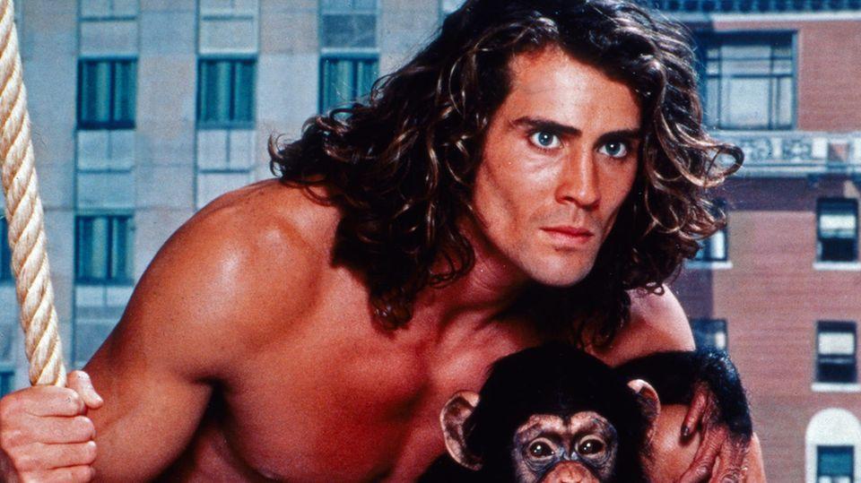 Joe Lara als Tarzan