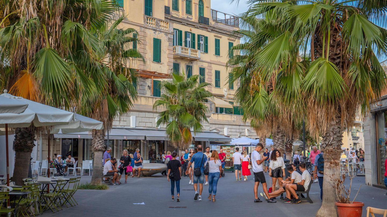 Die Mafiabosse waren in der Küstenstadt Ostia bekannt (Symbolbild)