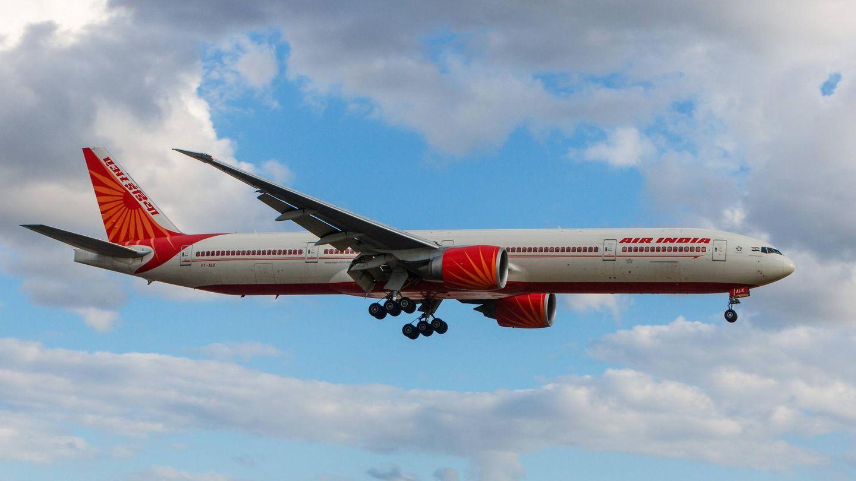 Boeing 777 von Air India