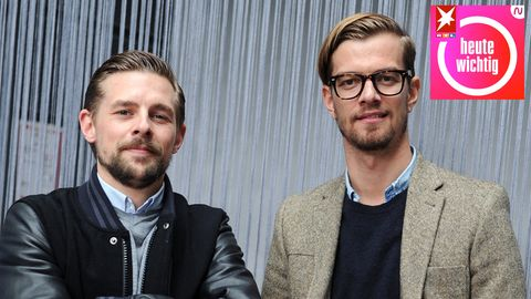 Klaas Heufer-Umlauf und Joko Winterscheidt