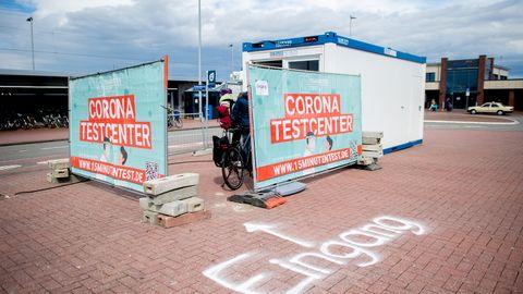 Corona Testcenter