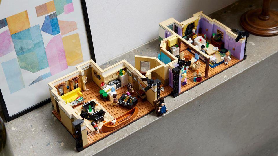 "Lego Neuheiten 2021: Das Set Friends ""Apartments"""