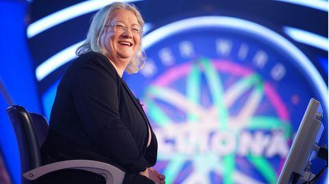 """Wer wird Millionär?""-Kandidatin Cornelia Schubert"