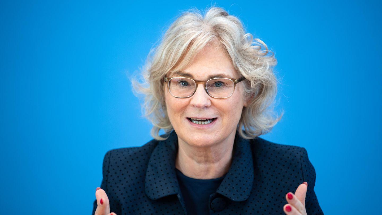 Bundesjustizministerin ChristineLambrecht (SPD)