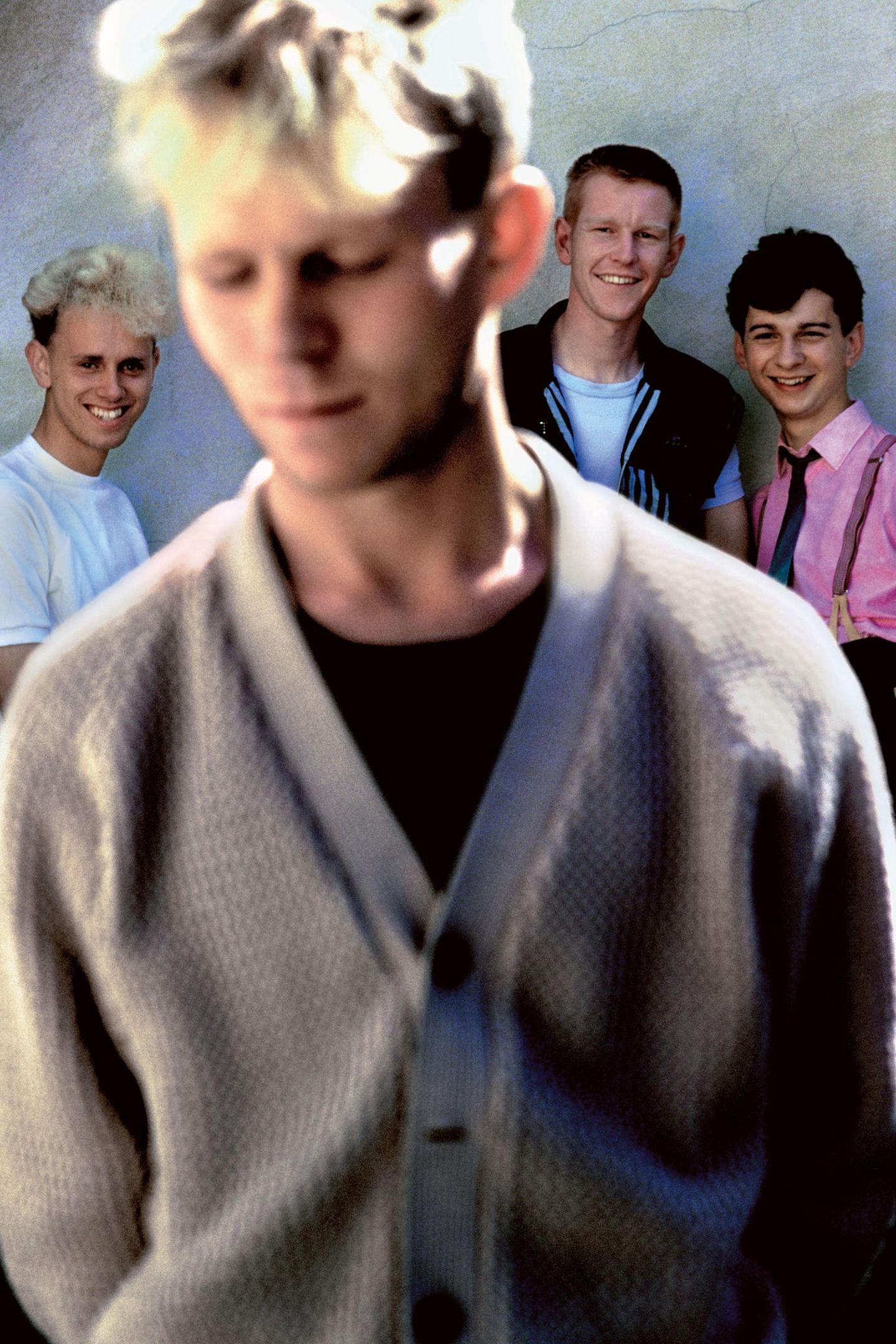 Bildband Depeche Mode