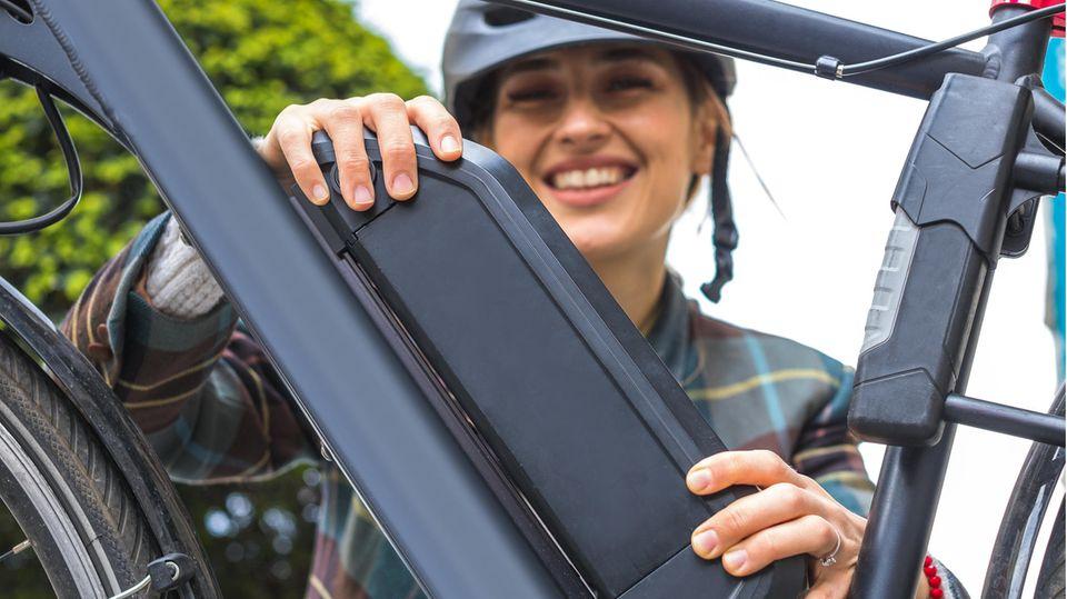 E-Bike Zubehör schützt vor Diebstahl
