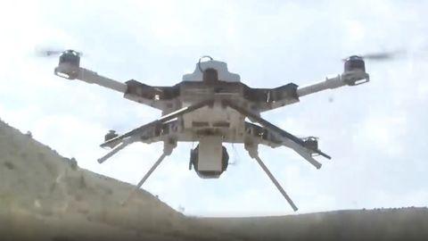 Autonome Drohne greift erstmals Menschen ohne Befehl an